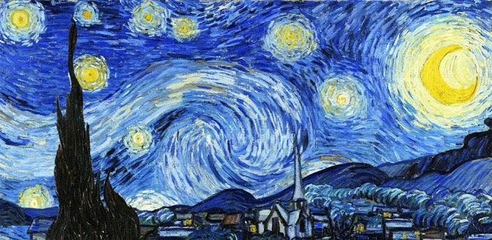 10 faktów na temat Gwiaździstej Nocy Van Gogha