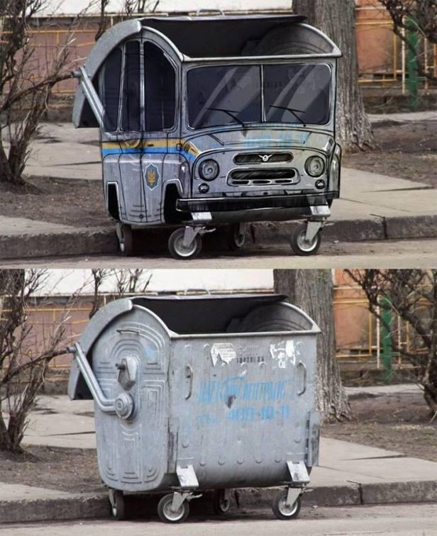 street-art-śmietnik
