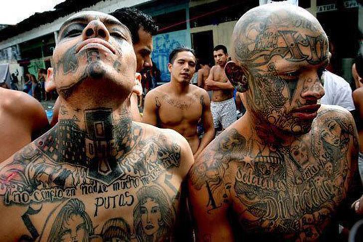 Najniebezpieczniejsze gangi świata