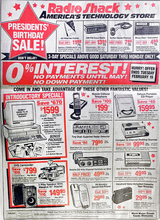 1991-Radio-Shack-Ad