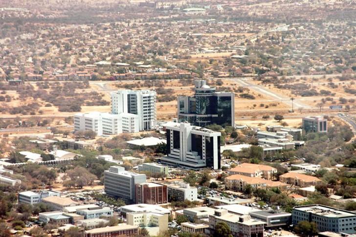 Gaborone-City-Botswana