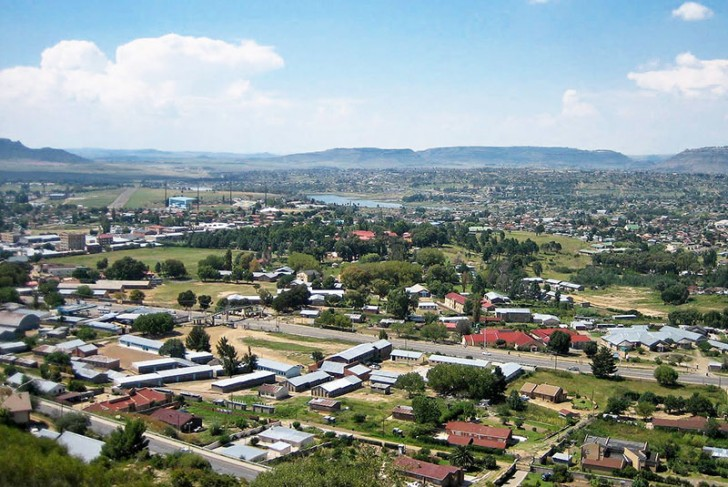 Maseru-Lesotho