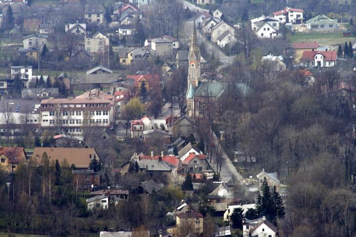 Wieś Kozy
