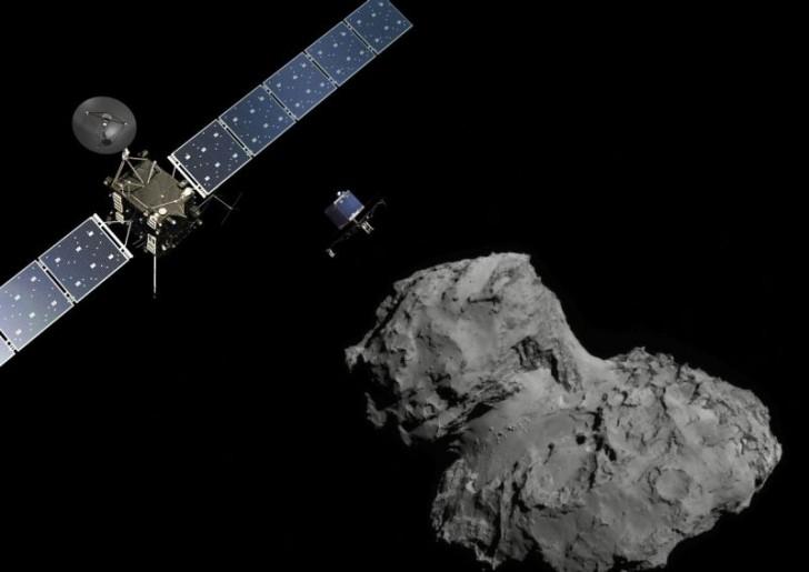 Rosetta_at_Comet_landscapeMALE-800x566