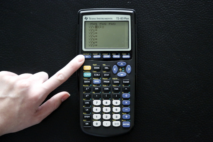 Use-a-TI-83-Plus-Graphing-Calculator-Step-8