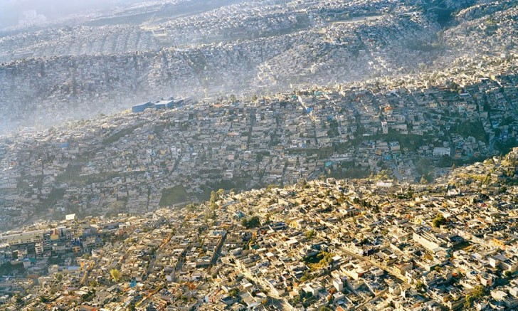 You Will Want To Recycle Everything After Seeing These Photos! - Mexico City Landscape, 20 Million Inhabitants