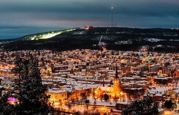 Sundswal, Szwecja