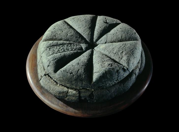 Pompeiibread