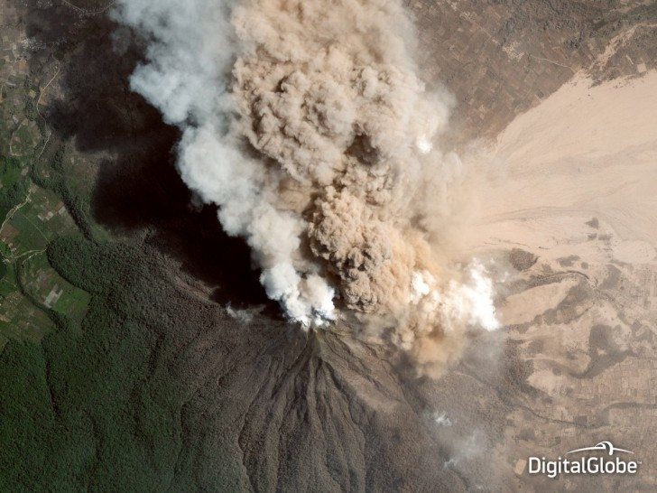 a-satellite-captured-a-view-of-the-erupting-mount-sinabung-in-indonesia-on-jan-23-2014-first-responders-can-use-such-images-to-assess-damage-and-help-create-evacuation-plans