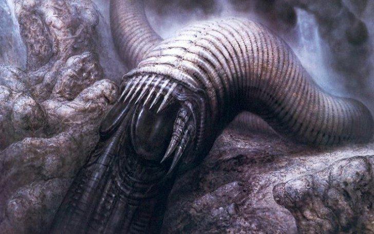 giger-sandworm