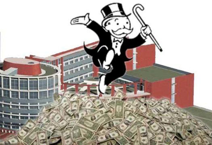 10 największych monopolistów na świecie