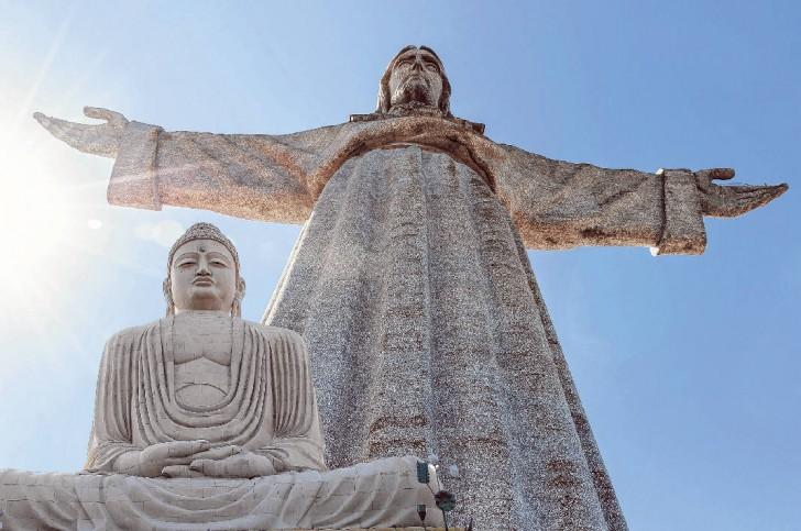 Czy Jezus był buddyjskim mnichem?