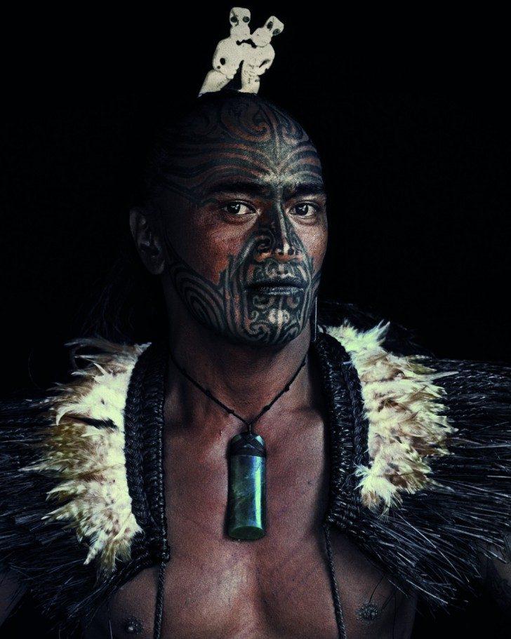 tribe-man