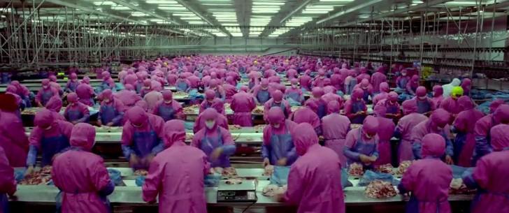 """Chińskie """"fabryki"""" mięsa - ten filmik odejmie ci mowę"""