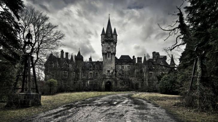 Piękne i przerażające opuszczone miejsca z całego świata