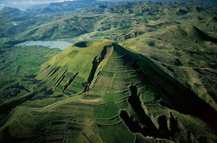 Madagascar-green-hill