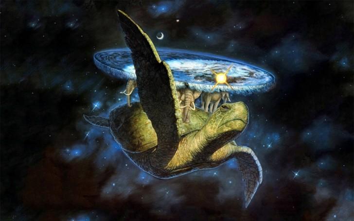 Najdziwniejsze teorie na temat ziemi, w które wciąż ktoś wierzy
