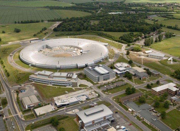 Diamond-Synchrotron-Laboratory-ciekawe