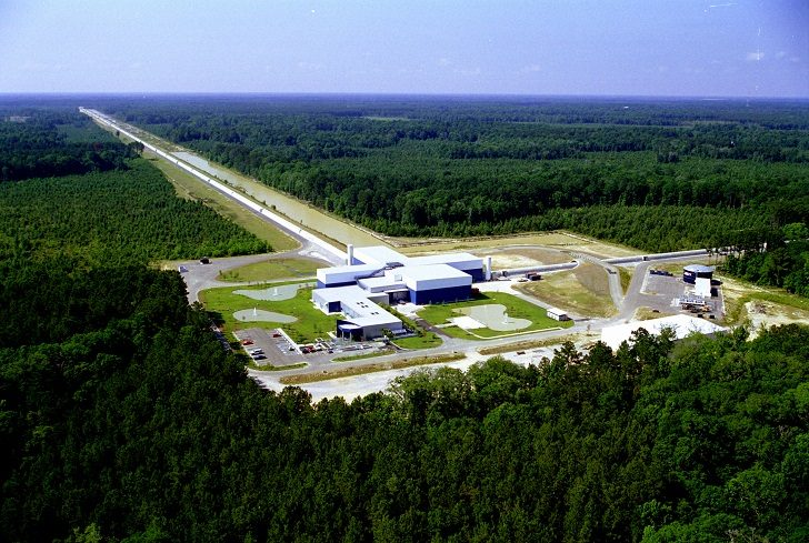 LIGO-ciekawe