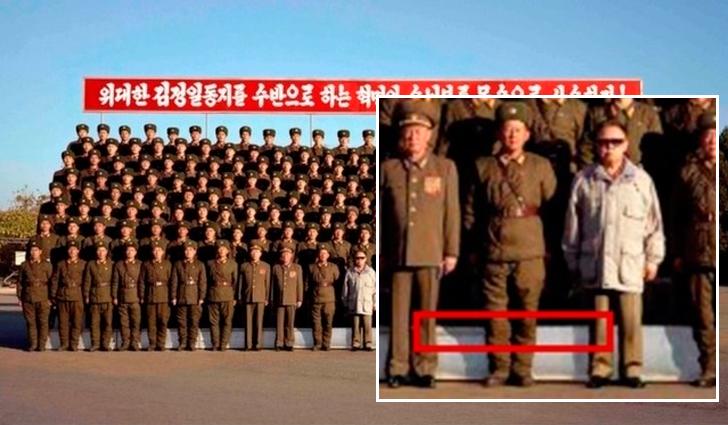 Oficjalne zdjęcia w Korei Północnej są poprawiane w Photoshopie