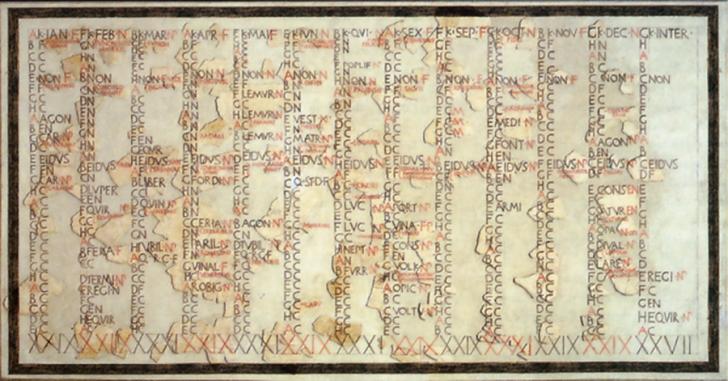 pre-julian-calendar
