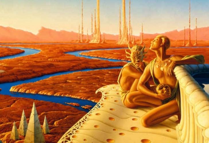 Szokująca hipoteza - ludzie nie wyewoluowali na Ziemi!