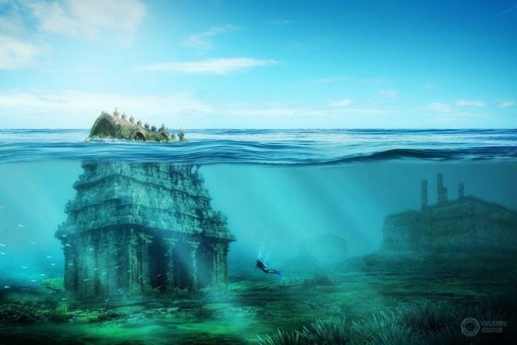 Odnaleziono ruiny mitycznej indyjskiej świątyni