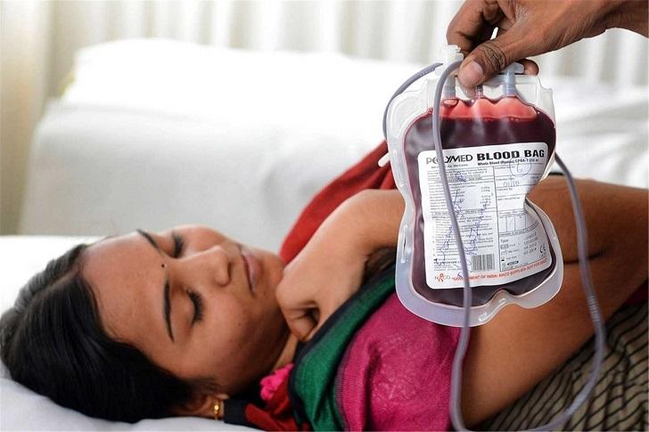 Krew typu Bombay – najrzadsza grupa krwi na świecie