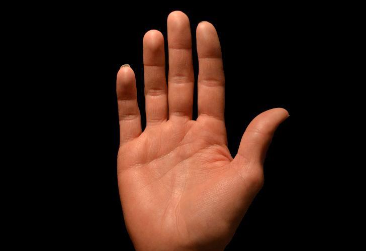 Długość palców a twoja seksualność