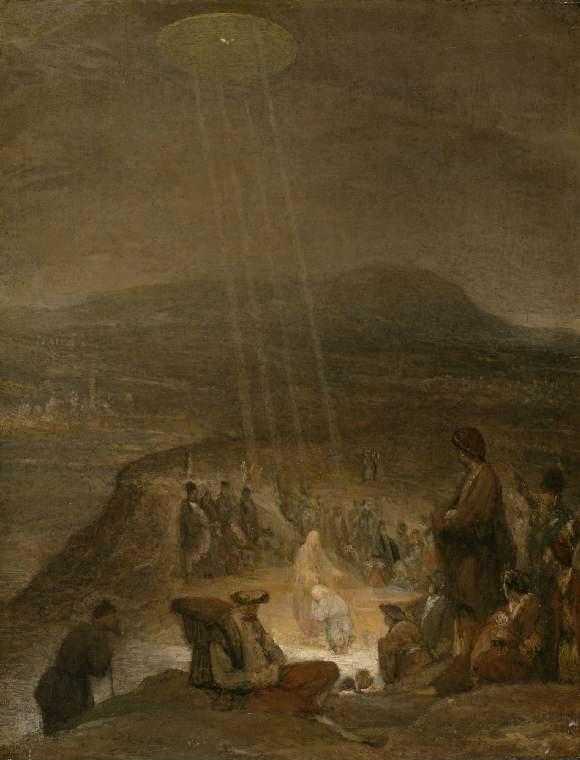 Gelder,_Aert_de_-_The_Baptism_of_Christ_-_c._1710