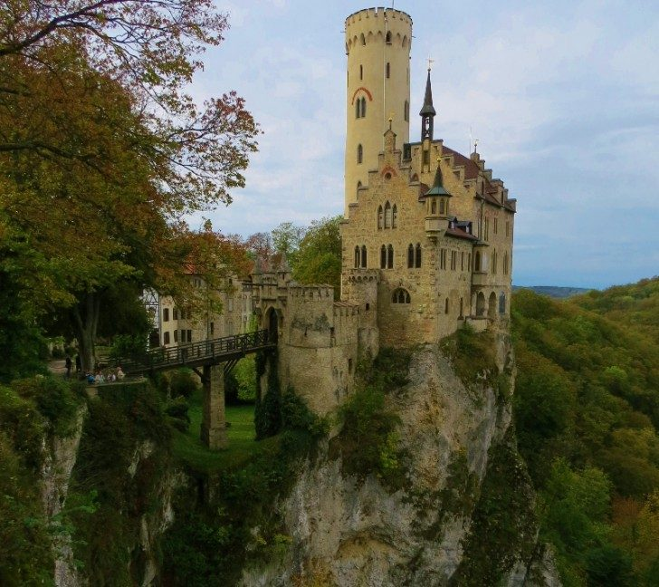 Lichtenstein-Castle