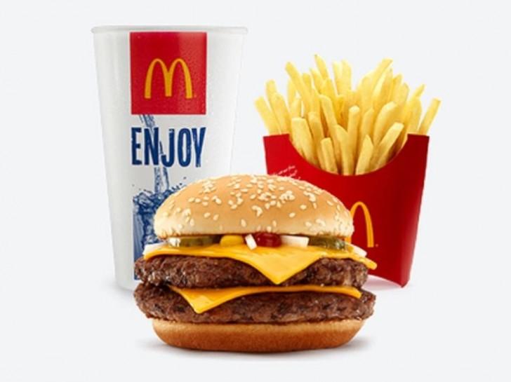 McDonald's ujawnia z czego robione są ich burgery i frytki