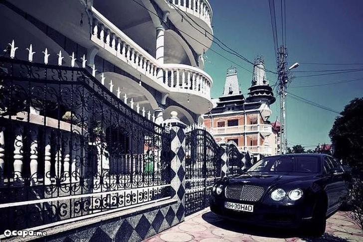 Miasteczka cygańskich milionerów