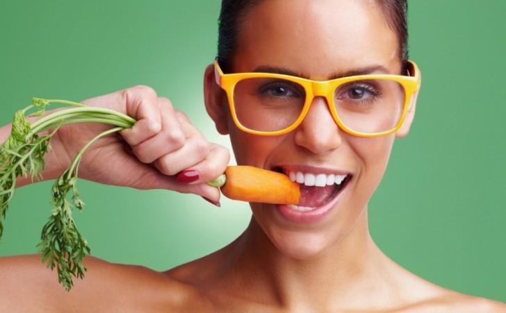 Czy marchew naprawdę poprawia wzrok?