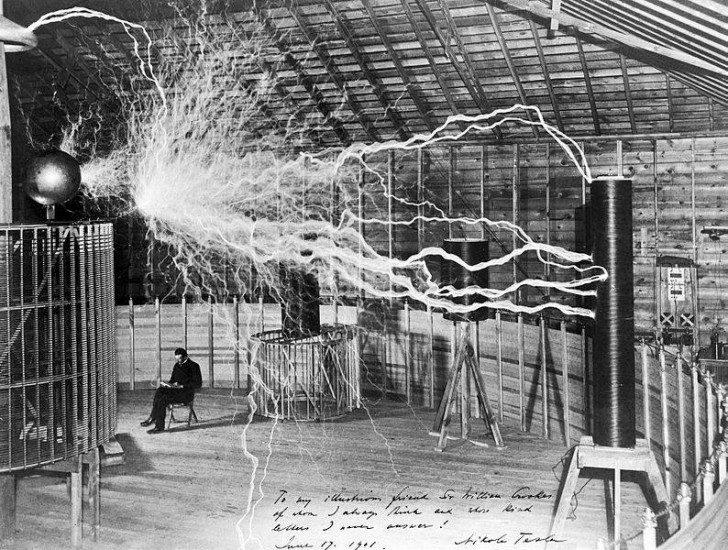 Kto i kiedy wynalazł prąd elektryczny