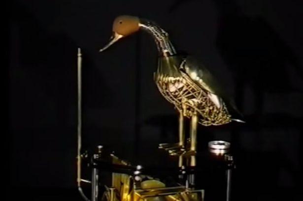 duck-replica