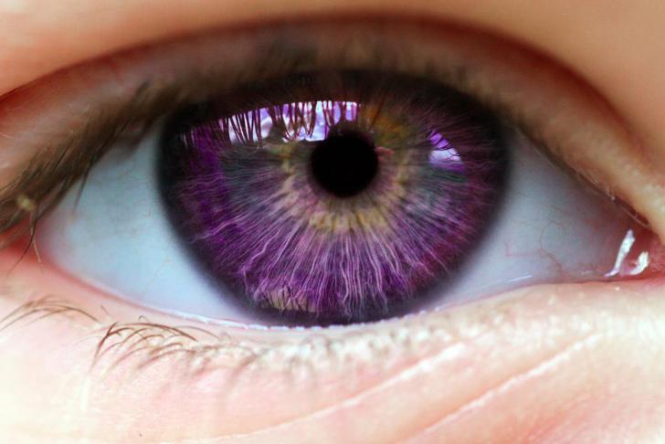 Alexandria Genesis. Czy można mieć fioletowe oczy?