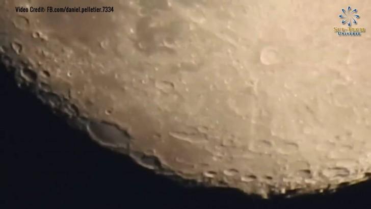 Malutki aparat cyfrowy, który robi doskonałe zbliżenia Księżyca