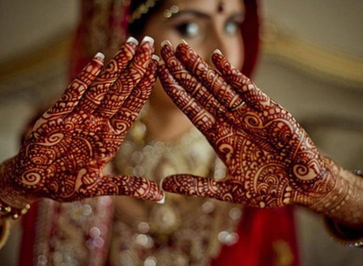 Tradycyjne Hinduskie Tatuaże Z Henny Ciekaweorg Ciekaweorg