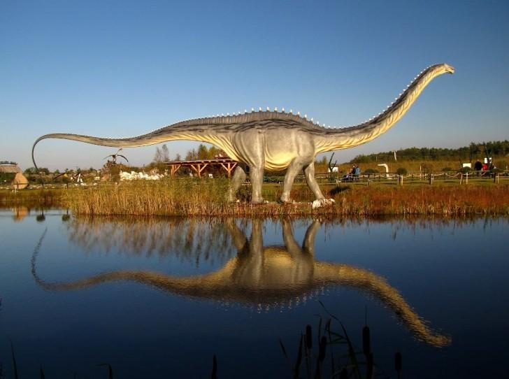 Dinozaury w Polsce