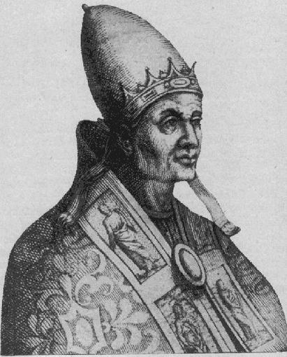 Papież Benedykt IX.