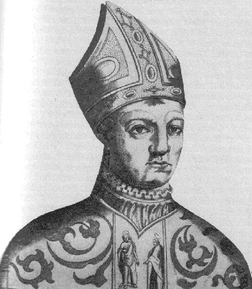 Papież Jan XXIII. Uważany dzisiaj za antypapieża.