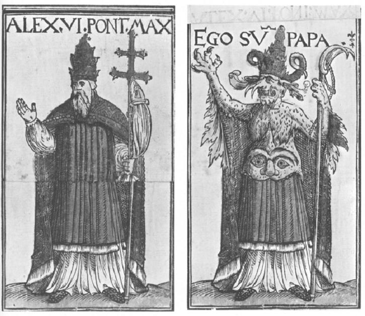 Święci grzesznicy, czyli diabły w Watykanie