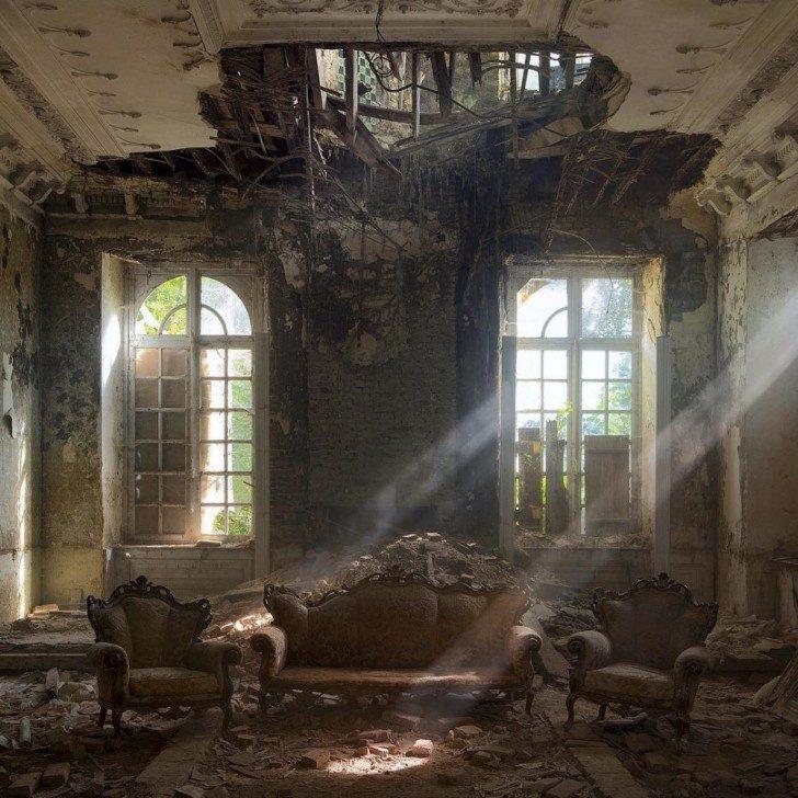 Oszałamiające zdjęcia niezwykłych opuszczonych miejsc