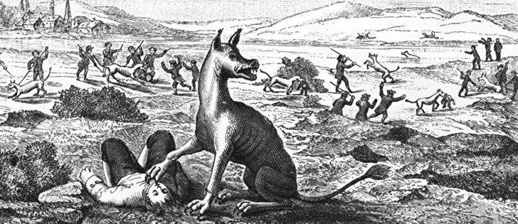 beast-of-gevaudan-1765-engraving