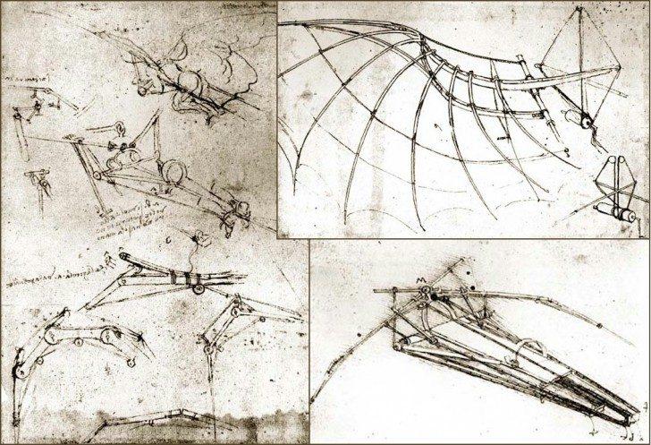 ornithopter-da-vinci
