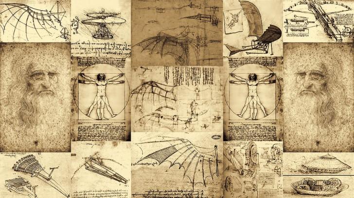 Wynalazki Leonarda da Vinci