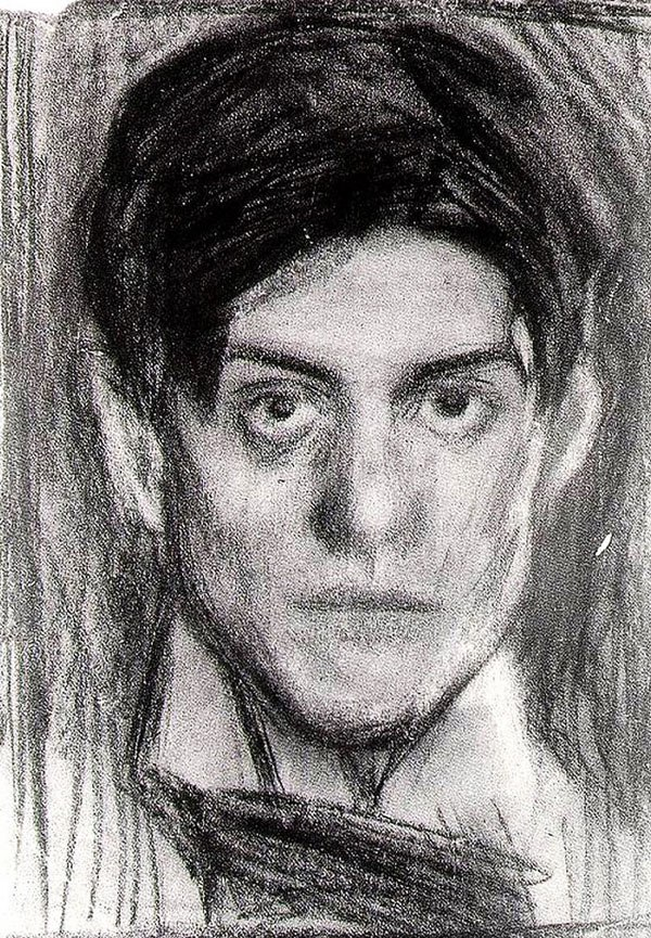 picasso-self-portrait-18-years-old-1900