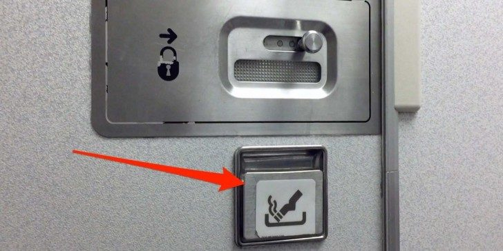 why-airplanes-still-have-ashtrays-in-the-bathroom