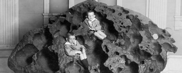 Prezenty z kosmosu, czyli największe meteoryty na Ziemi